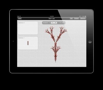 FractalScape App
